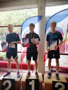 Philipp Henkel qualifiziert sich für die Westdeutschen Meisterschaften